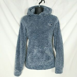 The North Face Fleece Hoodie Pullover Sweater